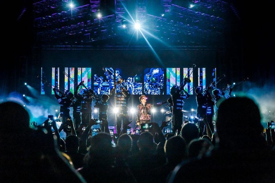 Muse en Argentina: un viaje visual y sonoro hacia lo mejor del rock - Radio Cantilo