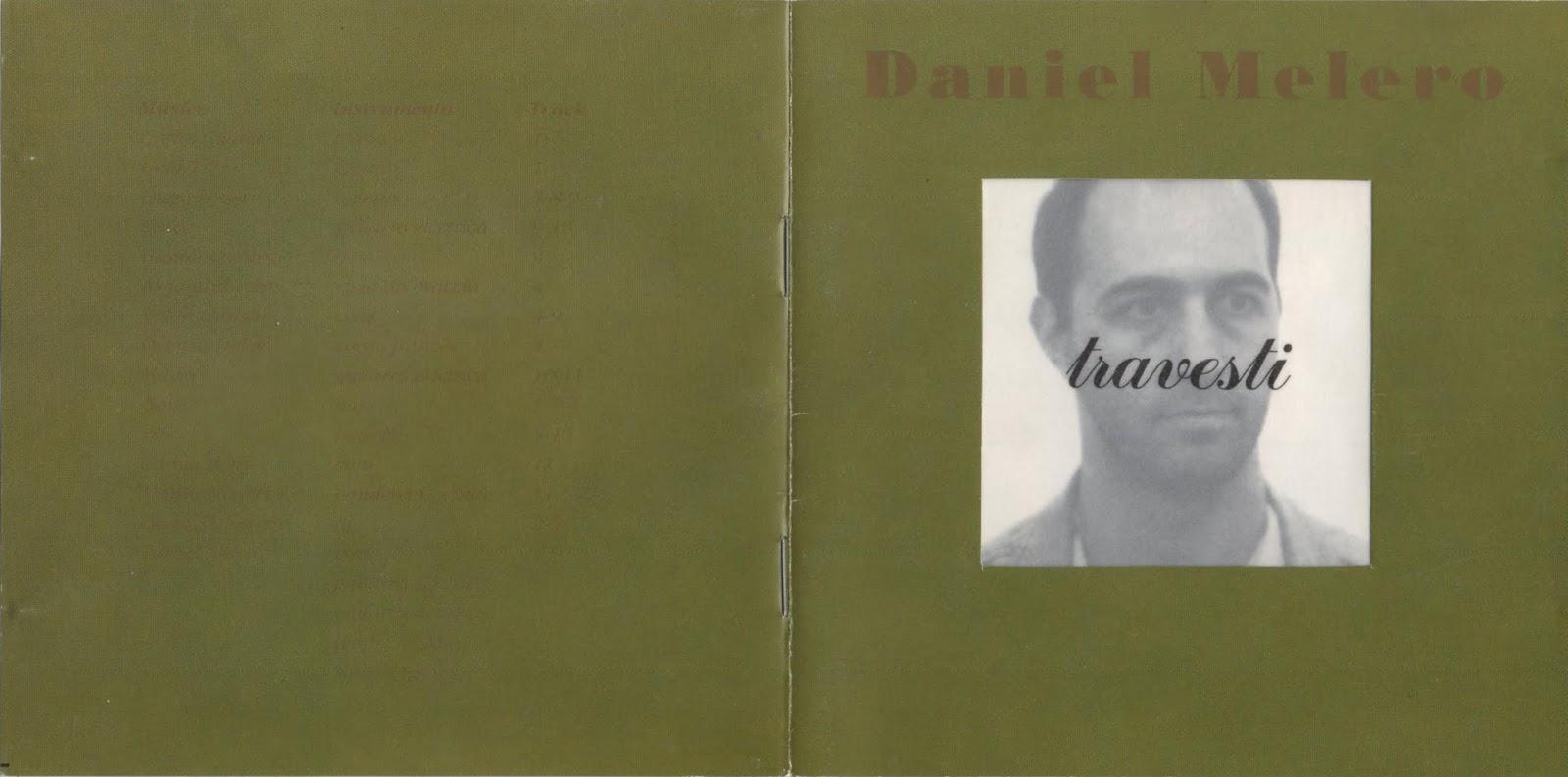"""Daniel Melero: """"Travesti es un legado para el presente"""" - Radio Cantilo"""