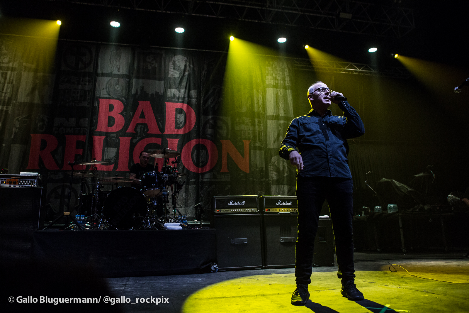 Galería de imágenes: Lo que dejó el paso de Bad Religion y The Offspring en Argentina - Radio Cantilo