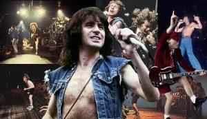Mirá el homanaje que AC/DC planea para Bon Scott