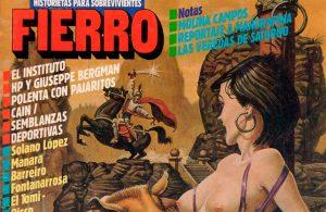 Las revistas de todas las épocas tienen lugar: AHIRA