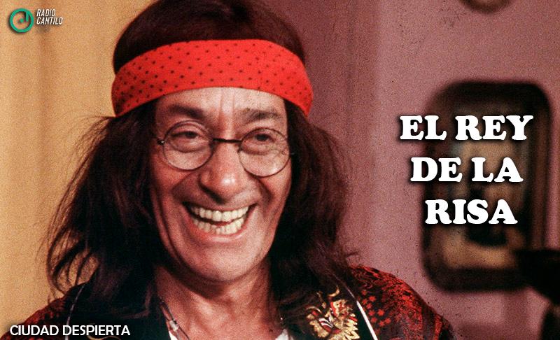 Alberto Olmedo, el Rey de la Risa - Radio Cantilo