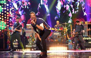 Noviembre asoma con disco nuevo de Coldplay