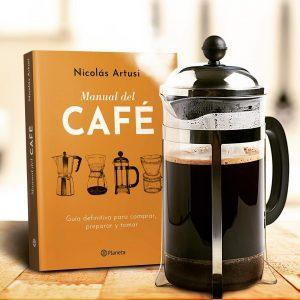 """""""Manual del Café"""", un libro indispensable para los amantes de esta bebida"""