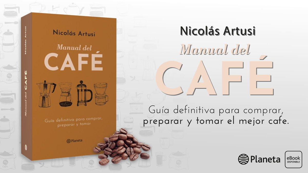 """""""Manual del Café"""", un libro indispensable para los amantes de esta bebida - Radio Cantilo"""