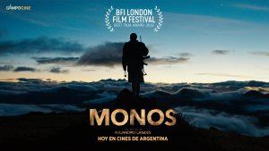 ¿Porqué tenes que ver MONOS? Charla con Alexis Dos Santos