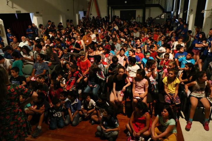 Celina Murga: El Ficer ofrece espacio para otras narrativas - Radio Cantilo