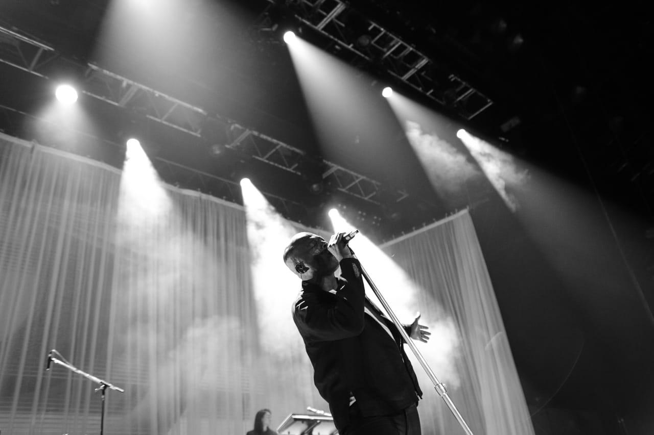 Seal en Argentina: Más que un concierto de soul, un ejemplo de amor verdadero - Radio Cantilo