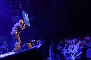 Seal en Argentina: Más que un concierto de soul, un ejemplo de amor verdadero