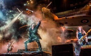 Iron Maiden explotó el estadio de Velez Sarsfield