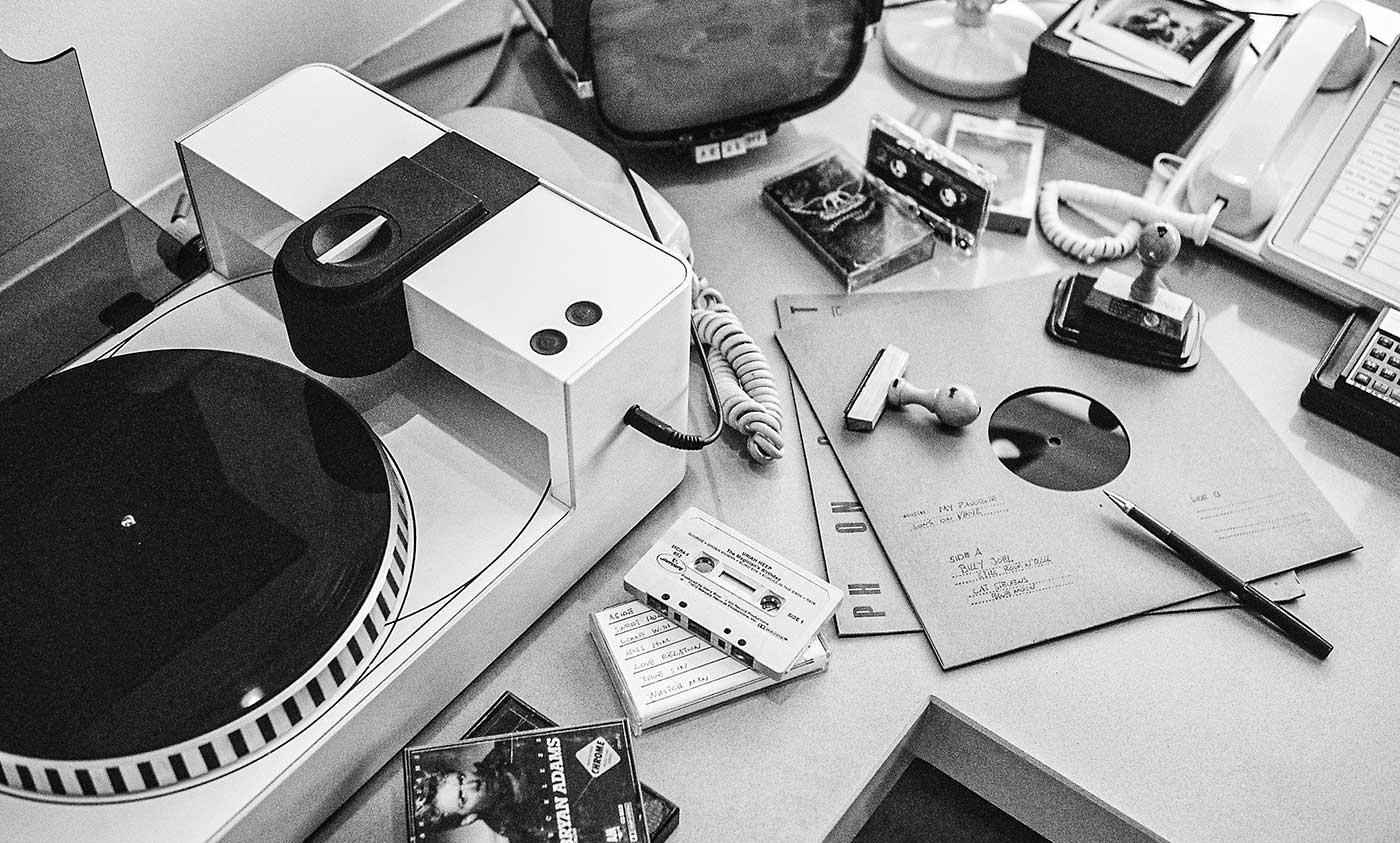 ¿Sabías que ahora podés grabar vinilos en tu casa? - Radio Cantilo