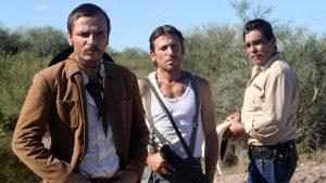 """Nicolas Galvano: Filmar """"Pistolero"""" fue una epopeya"""