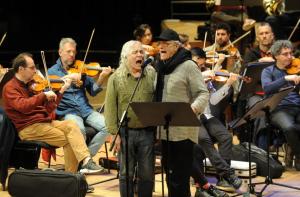 La Orquesta Filiberto homenajea a Almendra