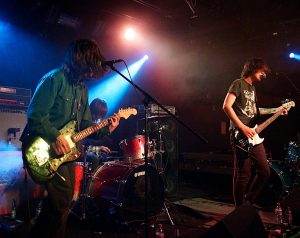 London por Lou: The Wytches