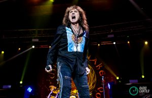 Whitesnake y Europe: entre el hard rock y la nostalgia