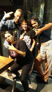 Rudas, un espacio para el hip hop under, feminista y no disidente