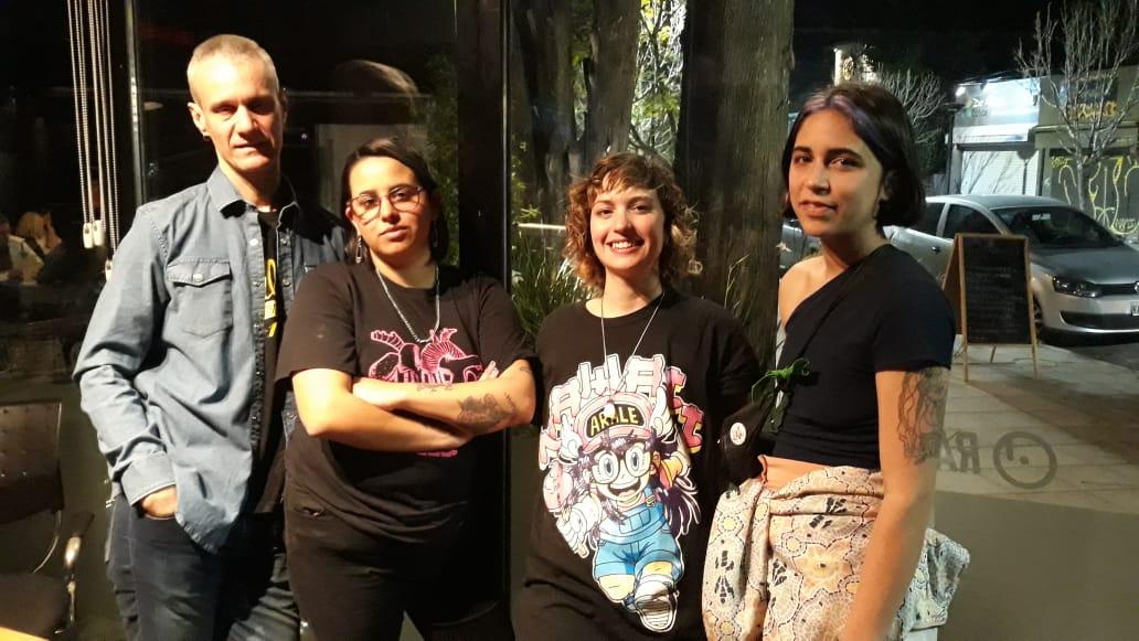 Rudas, un espacio para el hip hop under, feminista y no disidente - Radio Cantilo