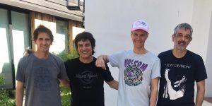 Otoño Intenso presentó las canciones de su primer EP