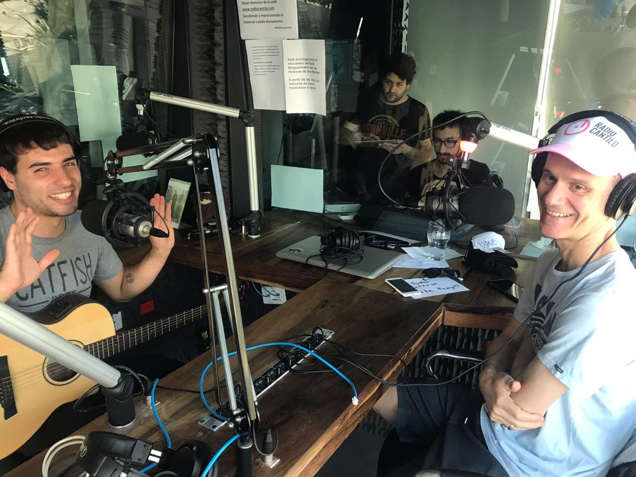 """Lucas Vanza: """"Ahora estoy buscando sonoridades más experimentales, más electrónicas"""" - Radio Cantilo"""