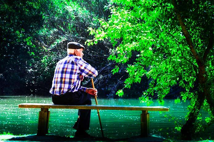 Jueves de cuentos: Viejo con árbol - Radio Cantilo