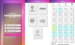 Easy Figus, la app que permite intercambiar figuritas