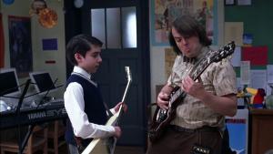 Antiestreno: Escuela de rock