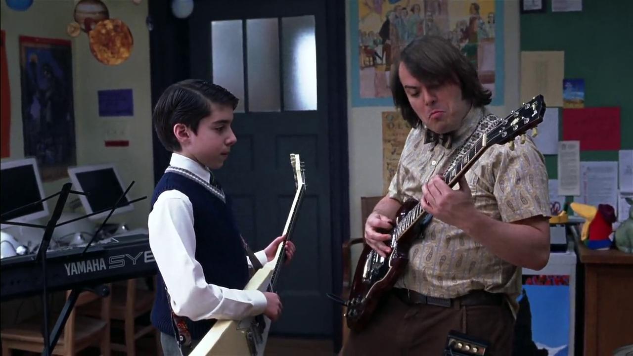 Antiestreno: Escuela de rock - Radio Cantilo