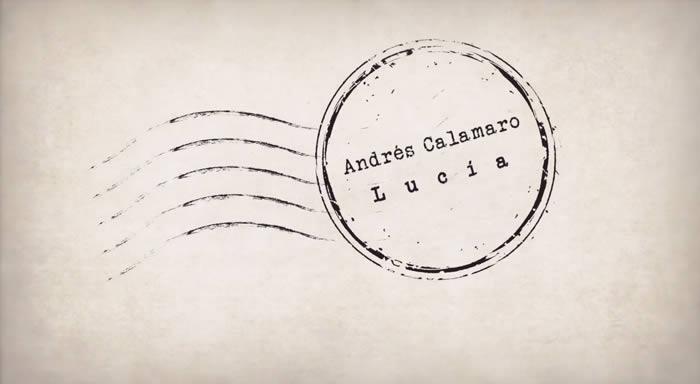 """Escuchá """"Lucía"""", el clásico de Serrat hecho por Andrés Calamaro - Radio Cantilo"""