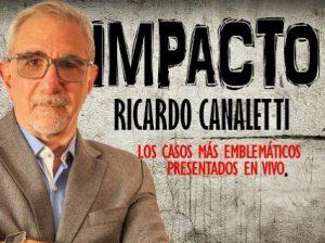 """Ricardo Canaletti sale de gira con su obra """"Impacto"""""""