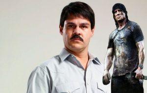 """Marco de la O: """"Acabo de terminar Rambo V con Stallone estoy contentísimo"""""""