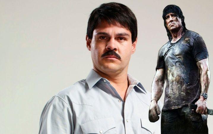 """Marco de la O: """"Acabo de terminar Rambo V con Stallone estoy contentísimo"""" - Radio Cantilo"""