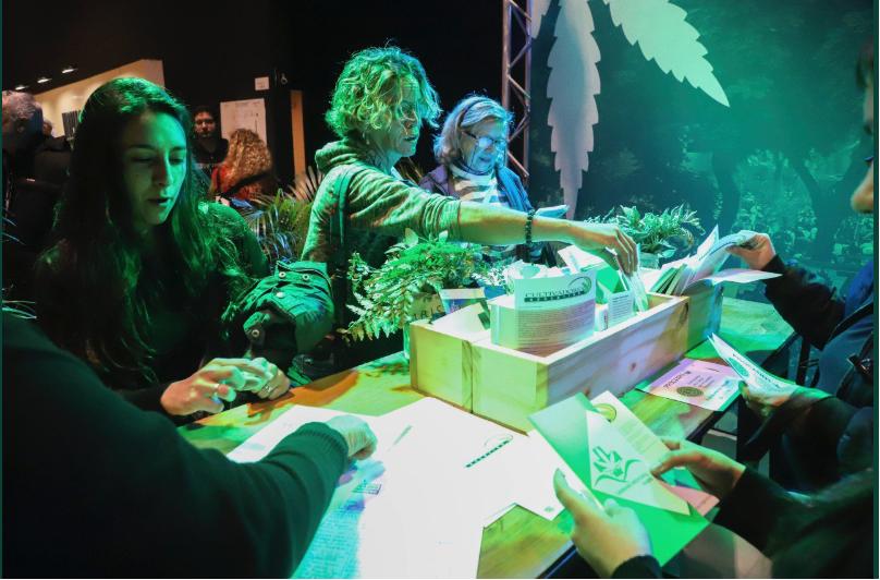 Expo Cannabis 2019: el germen de una transformación histórica - Radio Cantilo