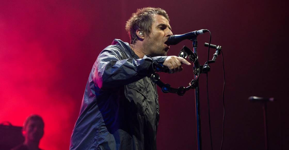 "¿Liam Gallagher ""ícono del rock? - Radio Cantilo"