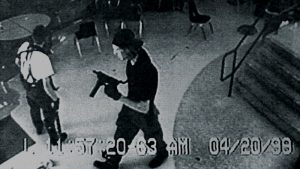 Almacén del crimen: masacre de Columbine