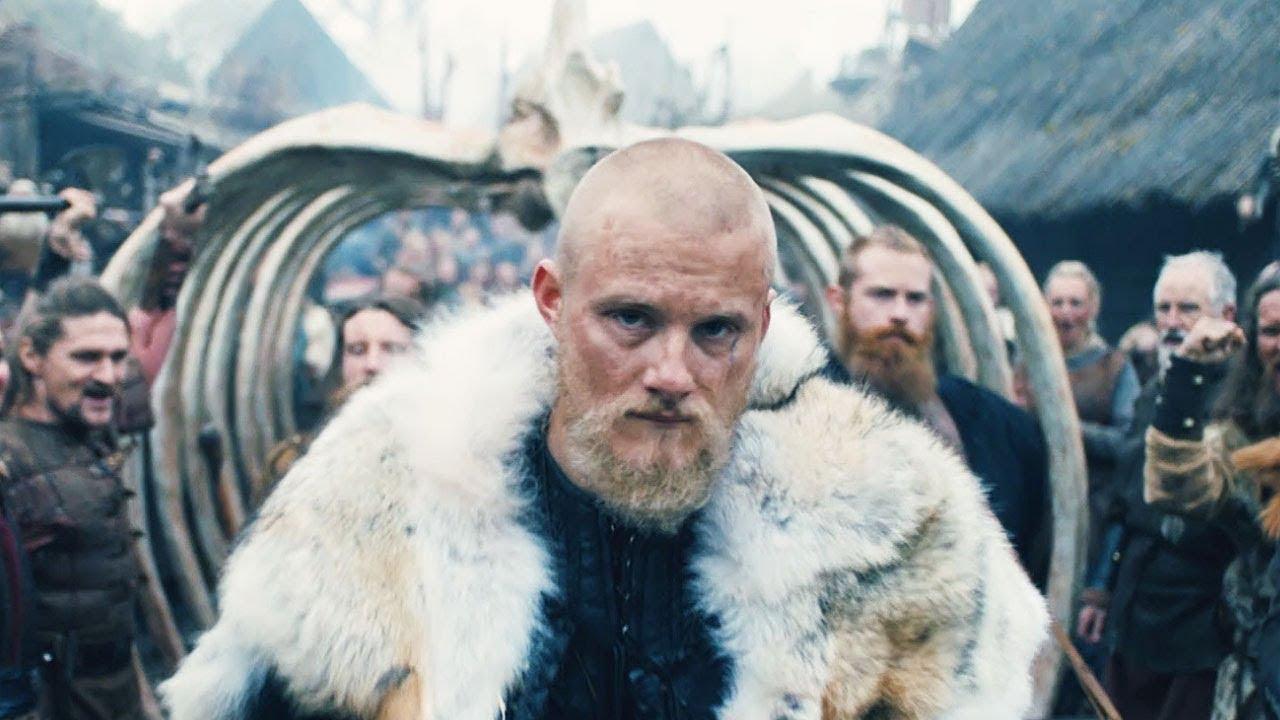 Vikings: primer tráiler y fecha de estreno - Radio Cantilo