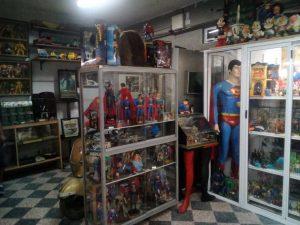 Conocé el primer museo de juguetes de Buenos Aires