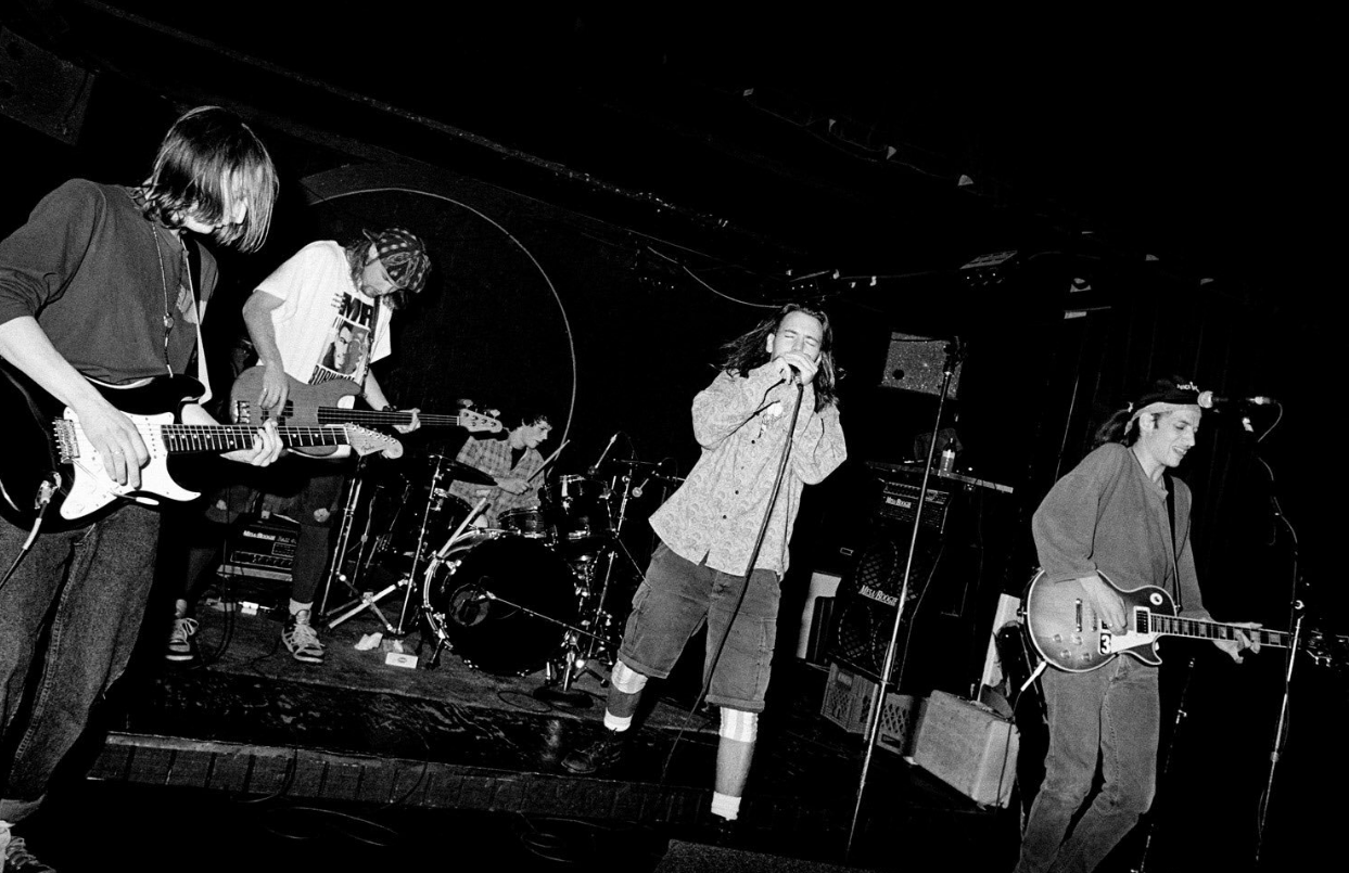En la génesis de Pearl Jam: a 29 años de su debut - Radio Cantilo