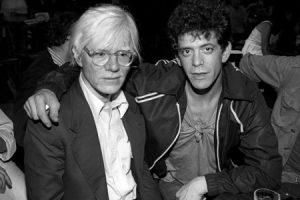 Descubren canciones inéditas de Lou Reed compuestas para Andy Warhol