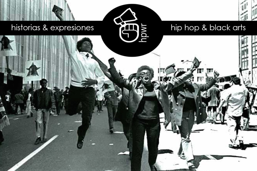 Hiiipower Club, el sitio que habla de hip hop y artes negras - Radio Cantilo