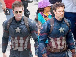 Una charla con el doble de riesgo del Capitán América