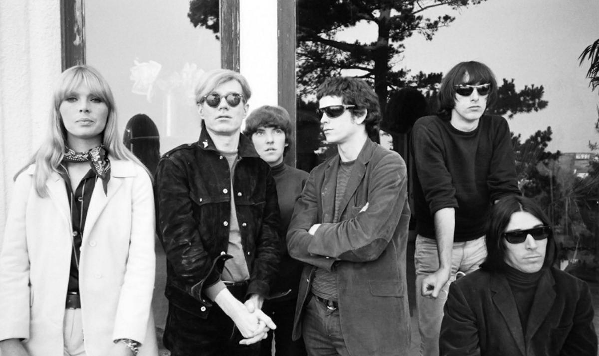 Descubren canciones inéditas de Lou Reed compuestas para Andy Warhol - Radio Cantilo