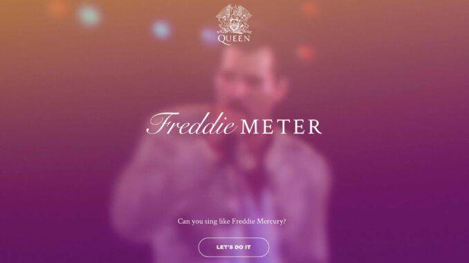 ¿Querés cantar como Freddie Mercury? Entonces bajate esta App - Radio Cantilo