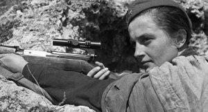 Niebla de guerra: Lyudmila Mijailivna Pavlichenko