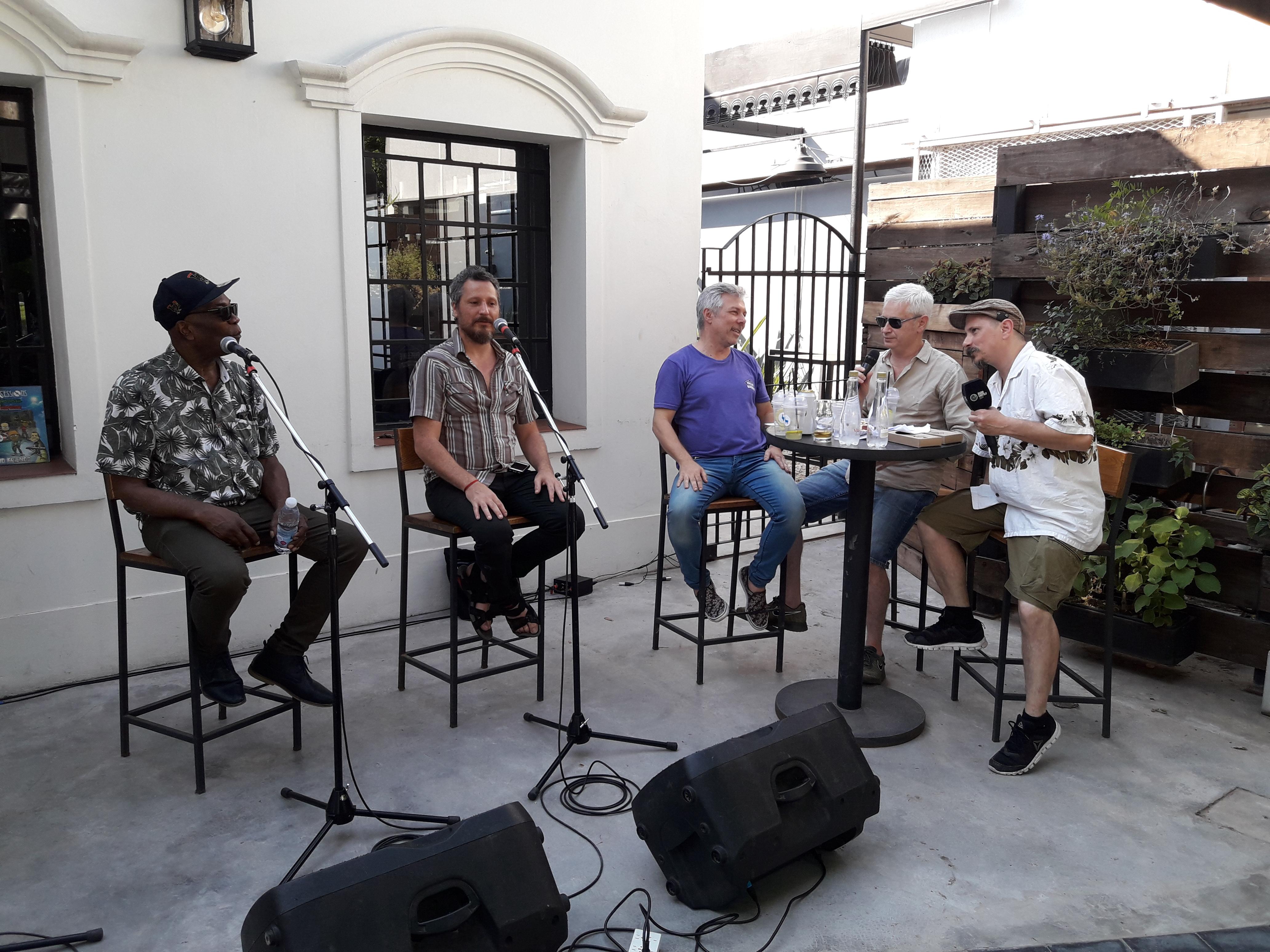 Una tarde a puro reggae con Dennis Bovell - Radio Cantilo