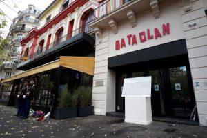 A cuatro años del ataque al Bataclan