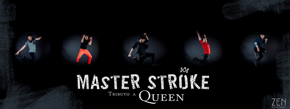 Master Stroke, la banda tributo a Queen que deslumbra al mundo con su sonido - Radio Cantilo