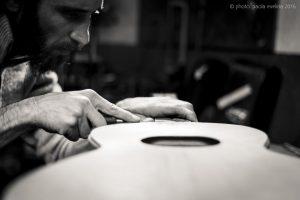 Hernán Venturini: un luthier afortunado