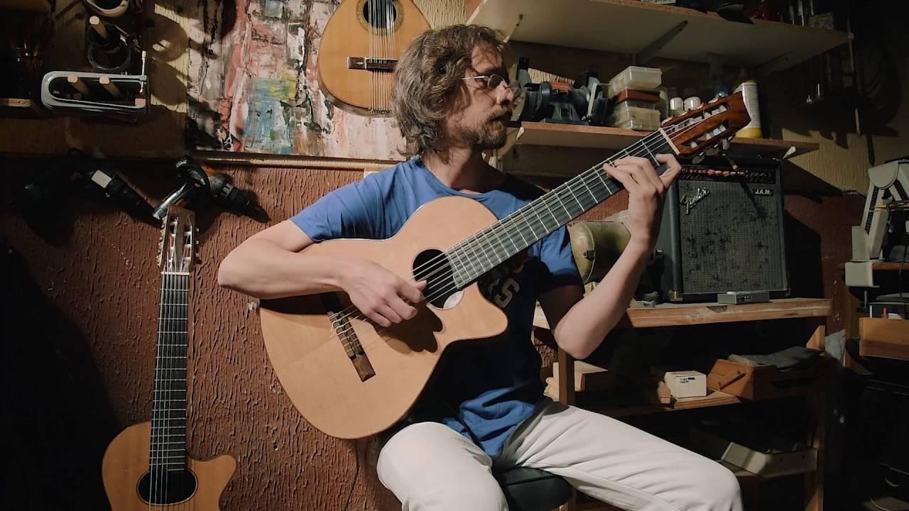 Hernán Venturini: un luthier afortunado - Radio Cantilo