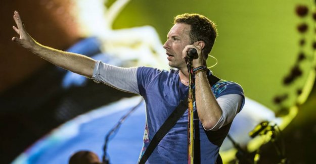 "Coldplay estudia posibilidades para realizar giras ""ambientalmente amigables"" - Radio Cantilo"