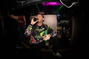 Example y un DJ Set desde el otro lado del mundo